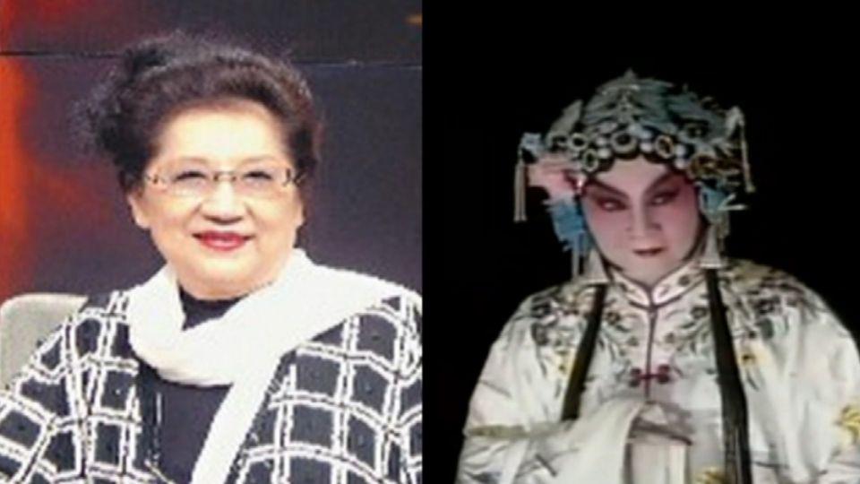 曾迷倒蔣經國 87歲京劇女伶顧正秋逝世