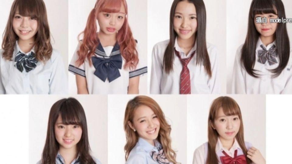 日本最可愛高一女生 甜美「中村綾」奪冠