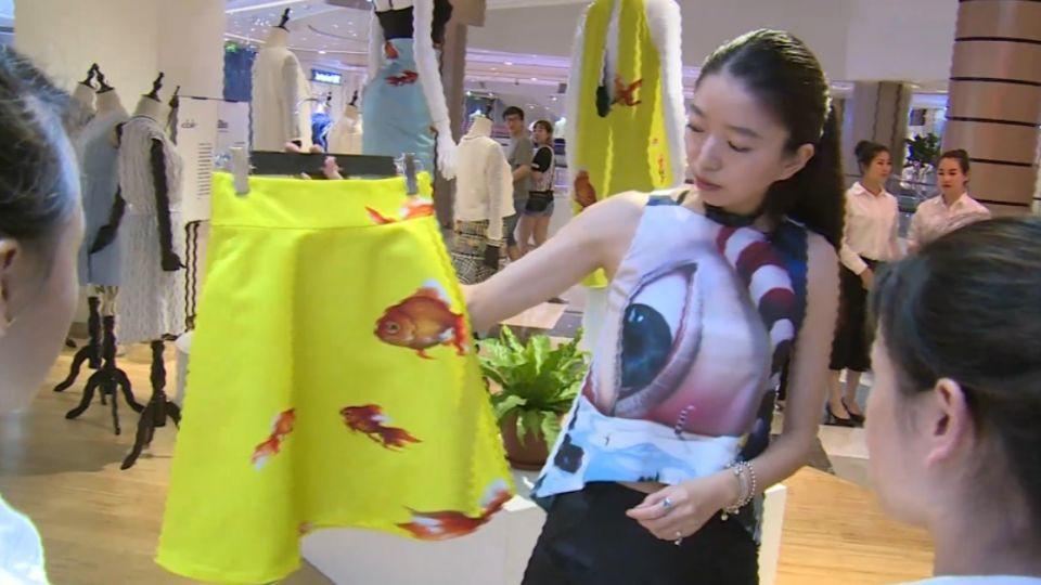 陸藝術家玩跨界 台灣製造「布」簡單