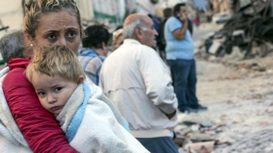 義大利6.2大地震 震央古城「半個城鎮消失」