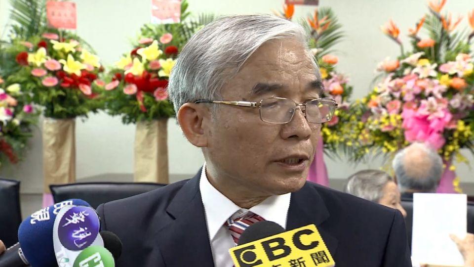 曾捲關說今退休 陳守煌創檢察長級事務所