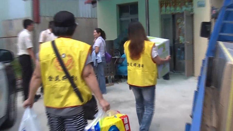 7歲女童扛家務 物資捐款湧入「捐給陳小妹」