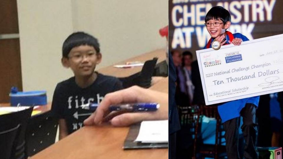 11歲「天才兒童」大學課堂上一句話 讓網友好崩潰