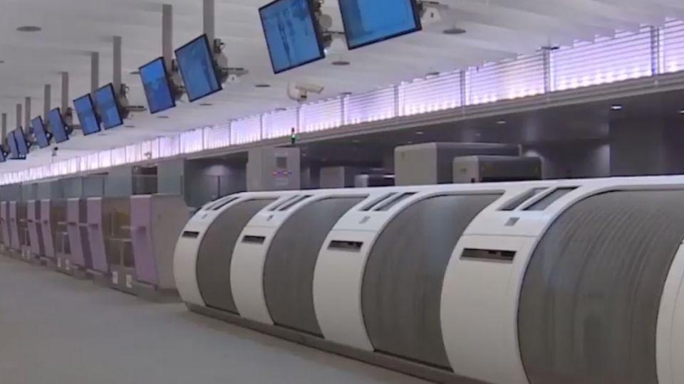 機捷預辦登機行李託運 新北A3站傳喊卡