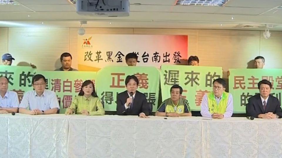 李全教當選無效定讞 喪失議員議長資格