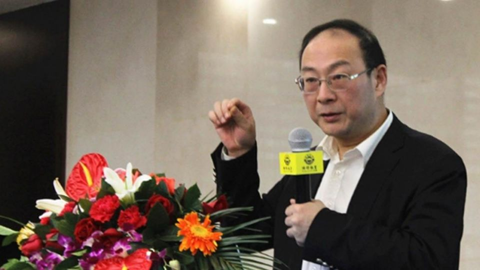 陸教授:在台灣待一個月,就變傻!