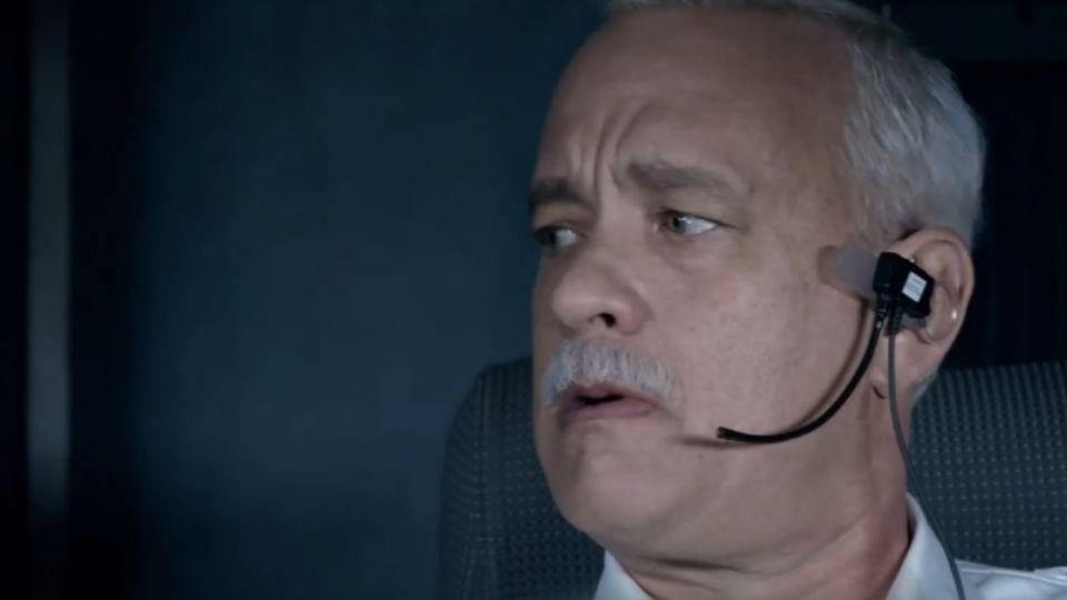 湯姆漢克斯扮機長 重現哈德遜空難奇蹟