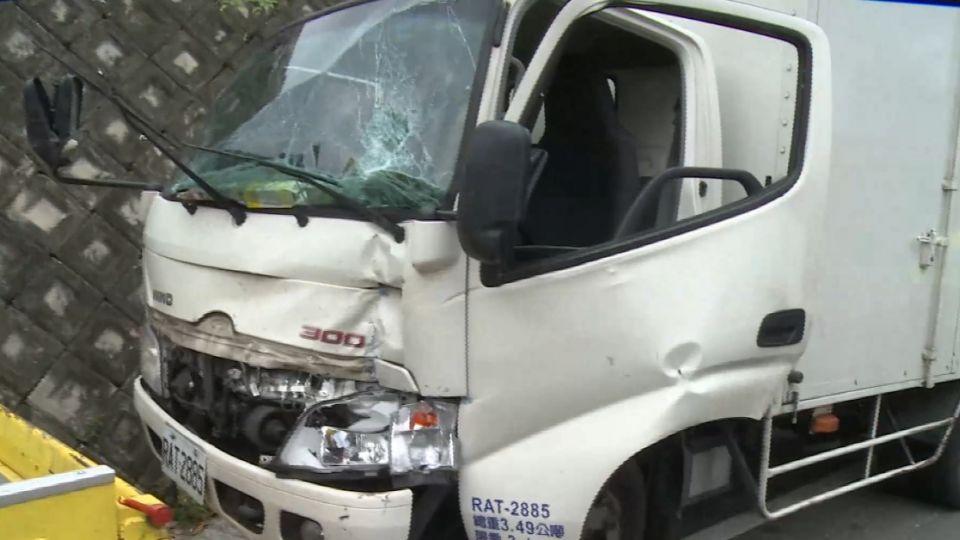 道路救援反被救! 拖車駕駛被貨車壓死