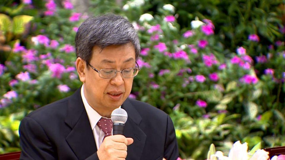 司法院正副院長提名人亮相 陳建仁:各界共識