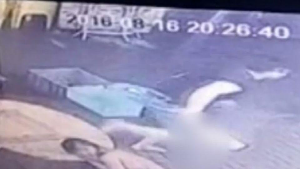 2台男赴陸遭砍重傷 竟遭當地警依「現行犯」逮捕