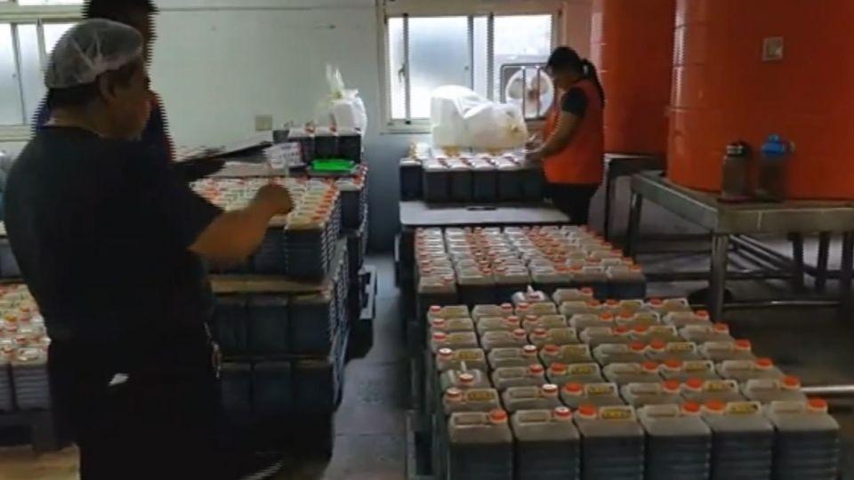 過期添加物製成醬料 恐流入夜市、小吃攤販
