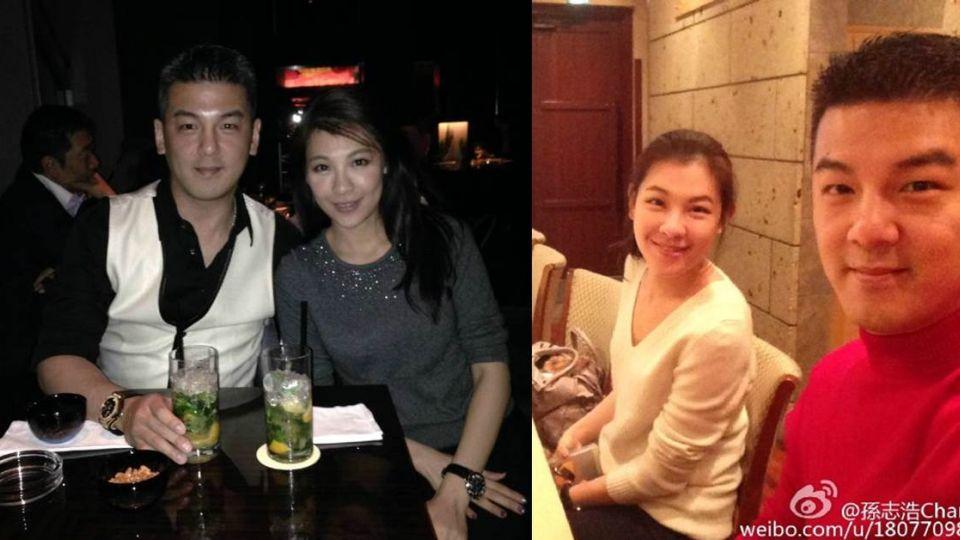 林若亞低調嫁「賈靜雯前夫」 熱戀4年喜當「孫太太」