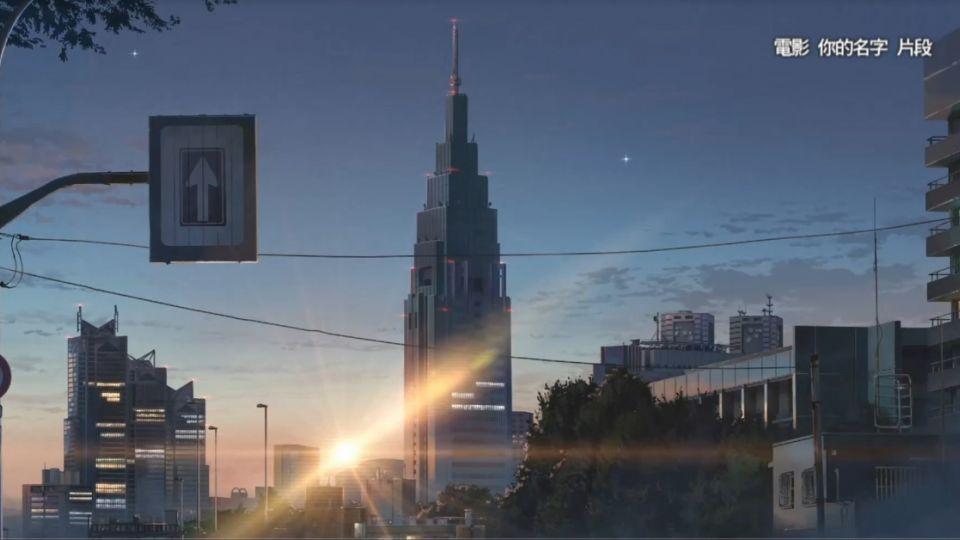 日動畫「你的名字」夯 上映3天賣12億日圓