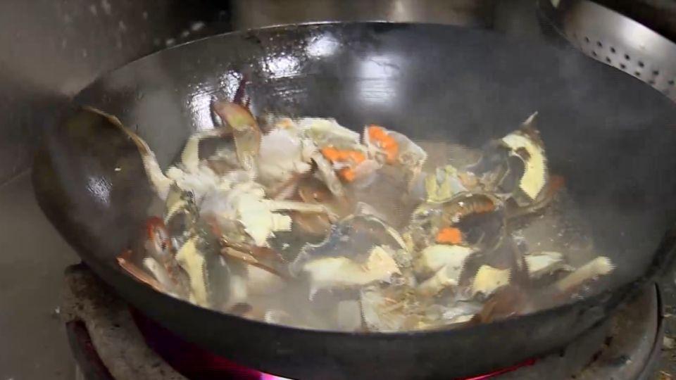 東港吃蟹正夯! 花蟹肉飽滿鮮甜 三點蟹肥美