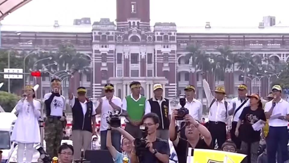 搶著上凱道!68團體登記「排隊」抗議