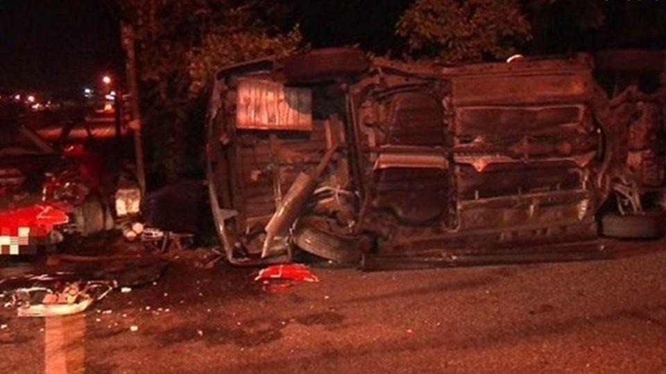孕妻抱嬰拋飛!撞車釀2屍3命 18歲無照駕駛:這條路我很熟