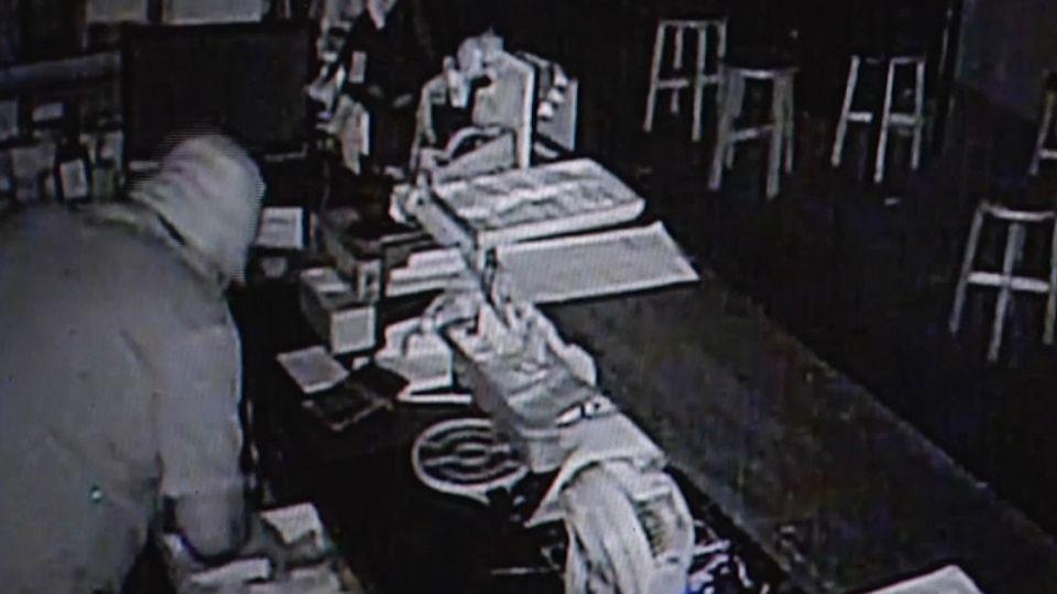 花蓮知名燒肉店遭竊 嫌犯連續慣犯