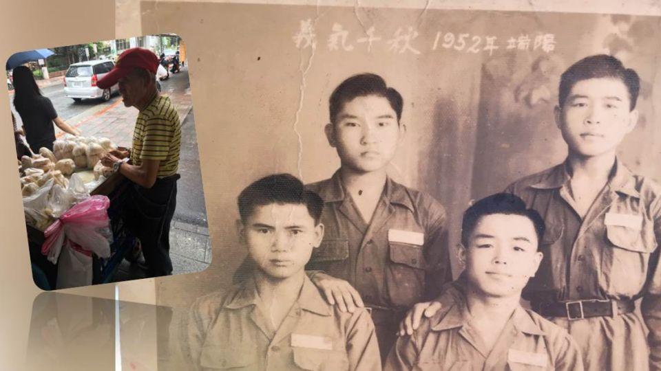 《柔安採訪日記》回鄉父母只剩墳!「榮民悲歌」90歲饅頭爺爺說給你聽…