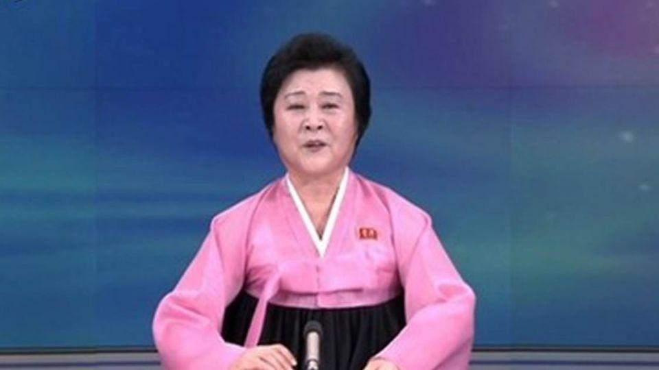 北韓阿嬤級主播李春姬再發聲:第5次核試成功