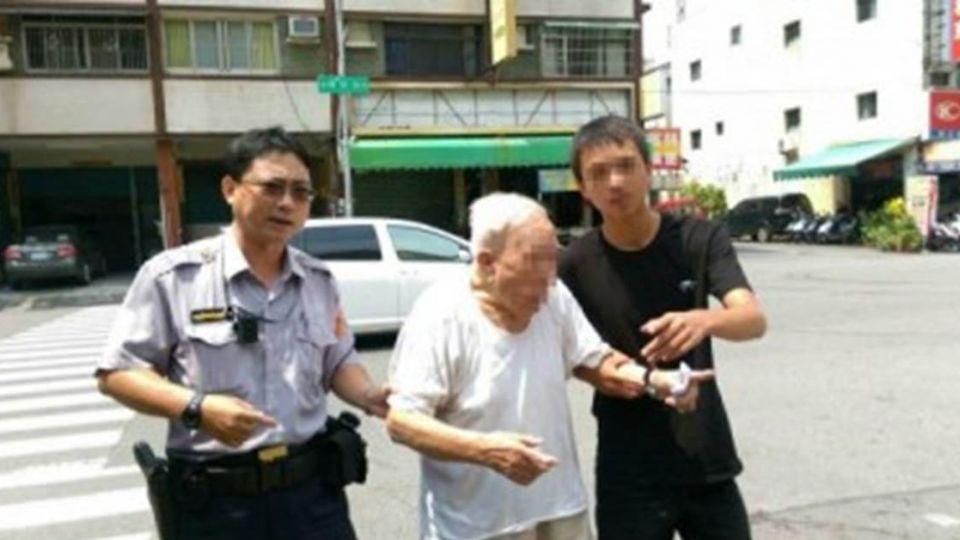 91歲老翁家遭法拍  好心鄰居買回讓他免流浪