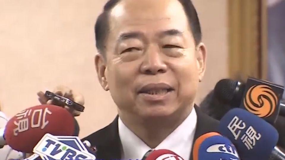 「換車事件」惹議 國安局長楊國強恐遭換