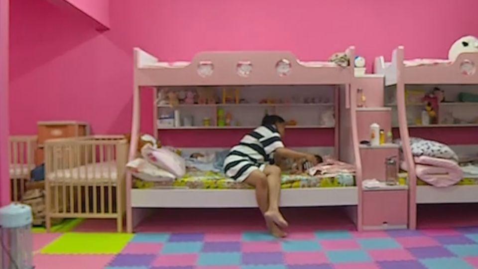 移工棄嬰比例高 無父無母成孤兒