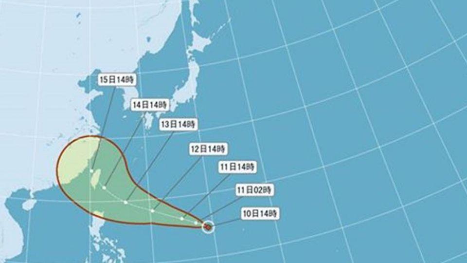 這次躲不掉了?莫蘭蒂颱風成形 中秋恐直撲台灣