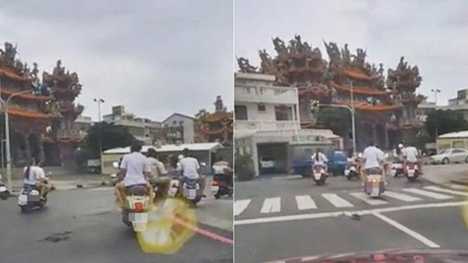 澎湖正義少年勸「戴安全帽」 遭13台客圍毆