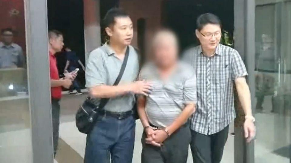 抓到了!性侵印尼看護5個月 惡僱主逃2夜落網