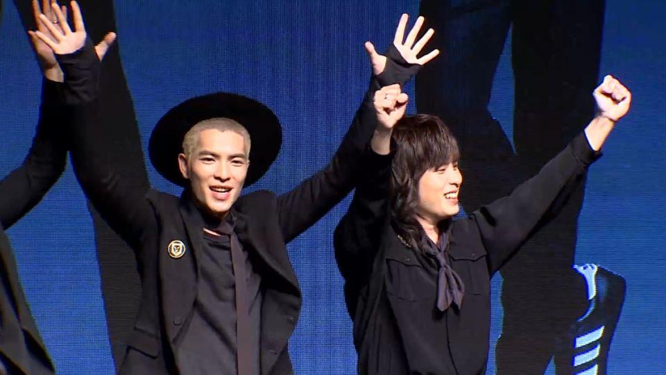 蕭敬騰變新團主唱 走「阿密特」模式再賺
