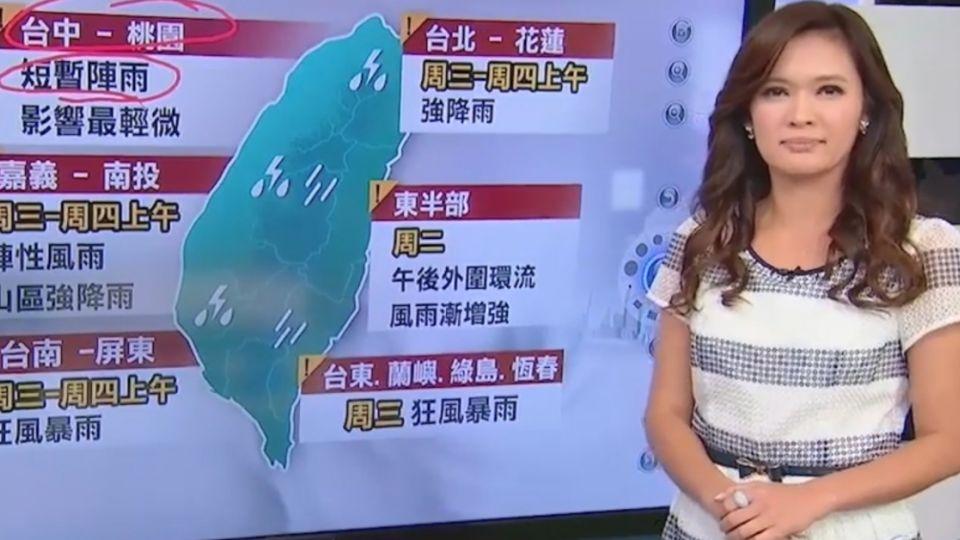【2016/09/12】莫蘭蒂變強颱 氣象局今深夜23:30前發海警
