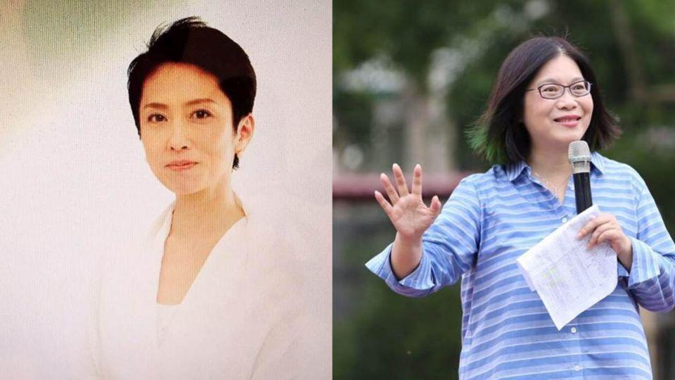 蓮舫為選情嗆「台灣不是國家」 管媽怒斥:狠心的女人