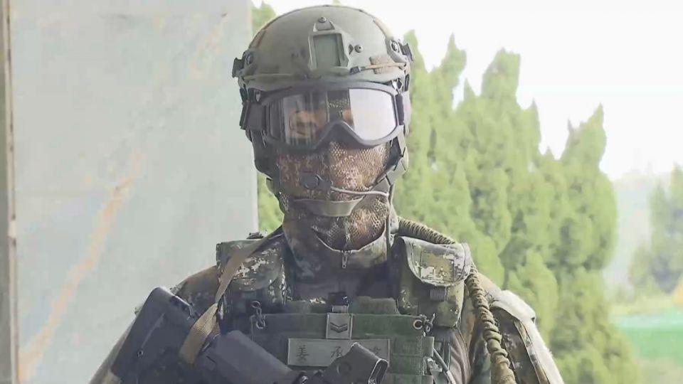 蔡總統令3年內軍人換裝 國軍編50億升級裝備