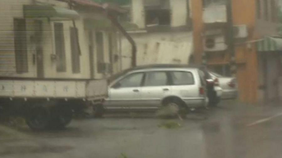 強颱莫蘭蒂侵台 高雄這些地方晚上十點後恢復供水