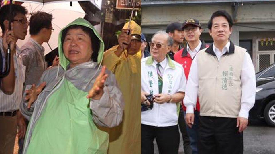 颱風假兩樣情!陳菊被讚爆 賴神傳說遭「質疑」