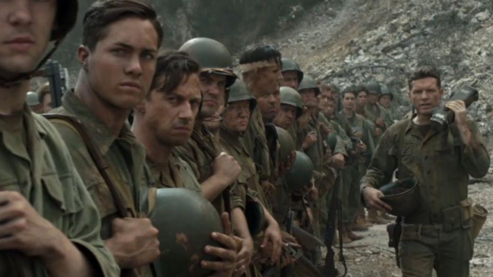 隔十年再執導演筒 梅爾吉勃遜拍二戰大兵