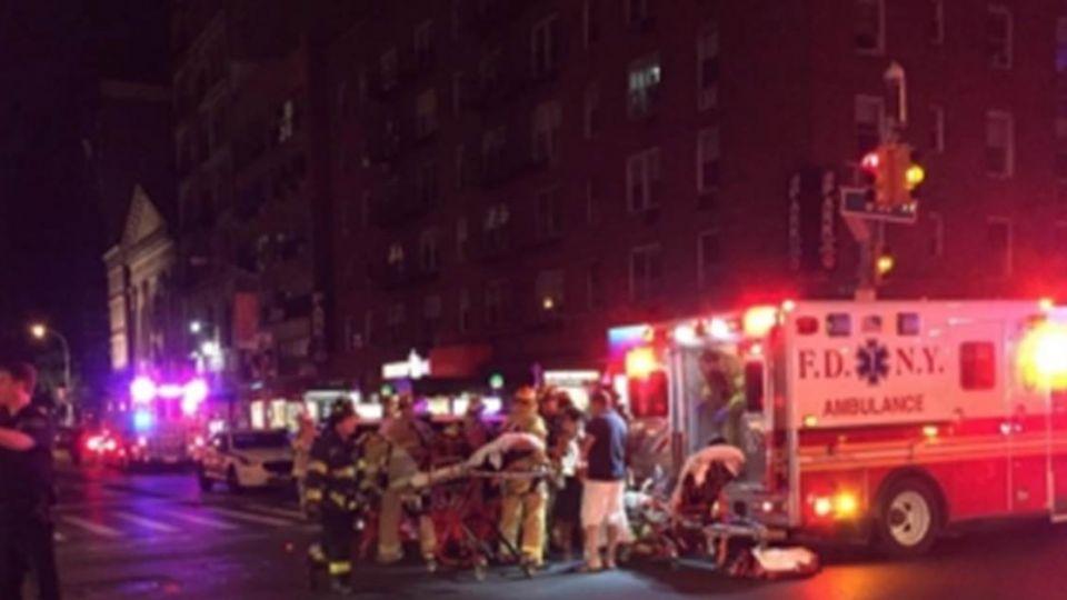 紐約曼哈頓傳爆炸聲響 目擊者:像火山爆發