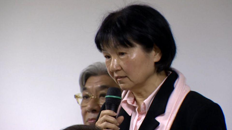 「政務官知所進退」 法務局長楊芳玲求去