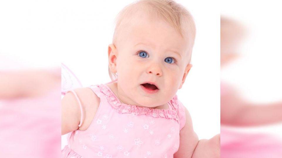 頭大無腦?英研究:大頭寶寶 未來成就會更好
