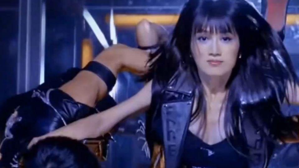 「終極舞班」翁滋蔓主角 影迷好奇她會跳舞?