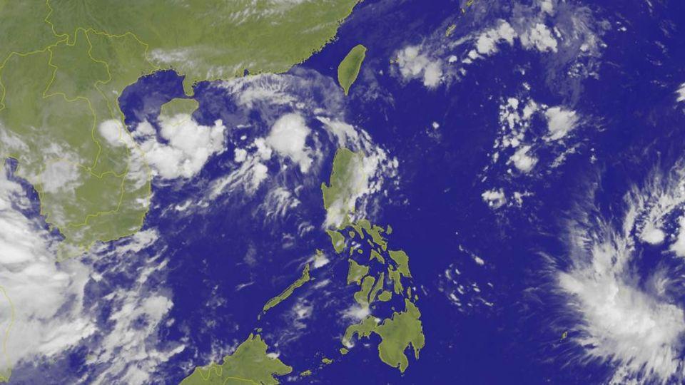 梅姬颱風最快今天形成 吳德榮:對台灣具威脅性
