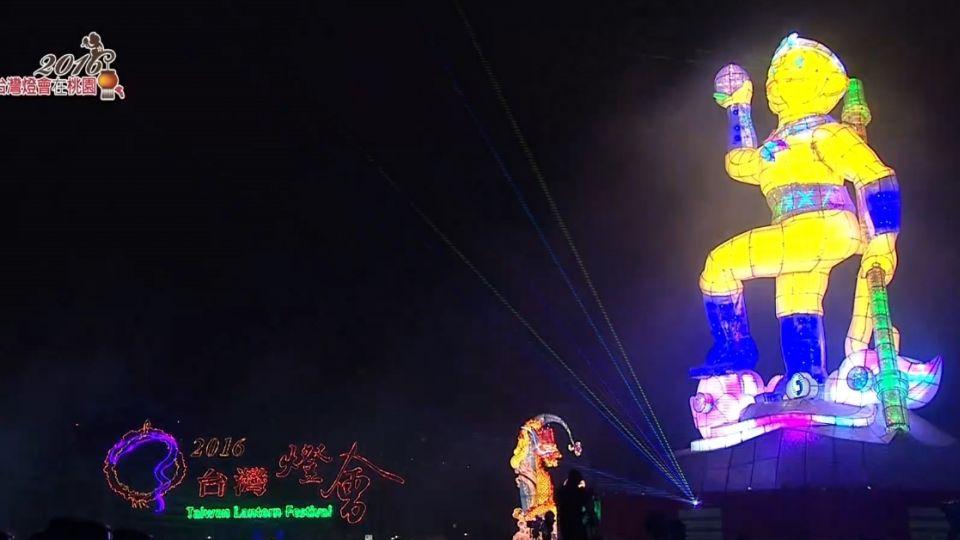 台灣燈會風光落幕 遭爆承包商跳票欠款700多萬