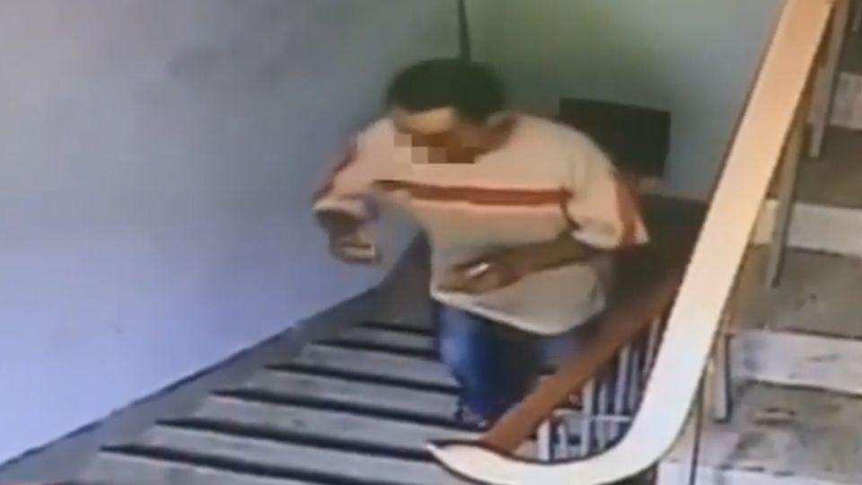 竊賊美人尖太明顯 交警一眼認出當場逮賊