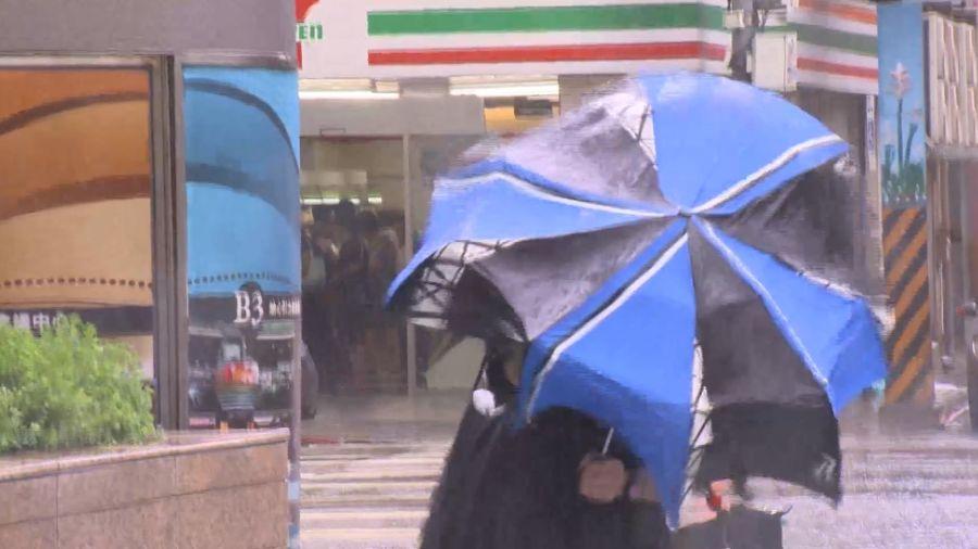 預報失準?沒風雨還放颱風假 一張圖讓你秒懂