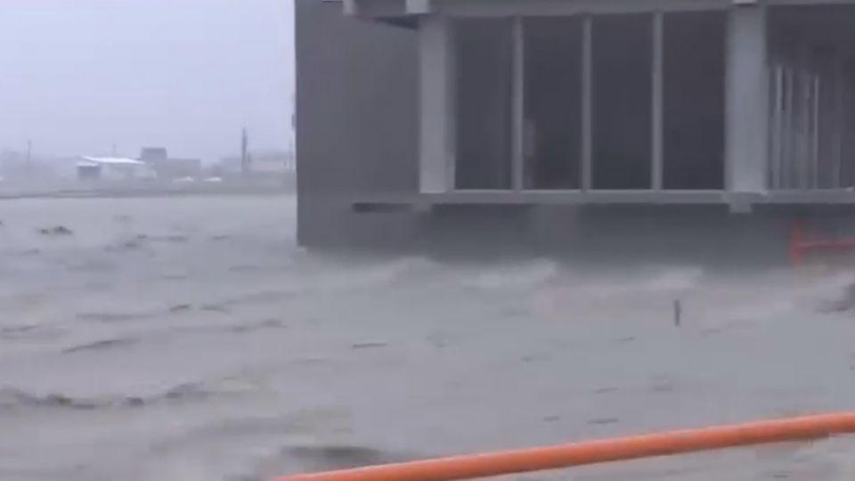 是田還是路?壯圍淹成水田 太平山雨量估1300毫米