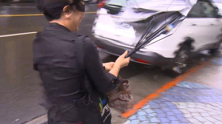 運動用品店颱風天堅持營業!她暴怒:別人小孩都不是小孩?