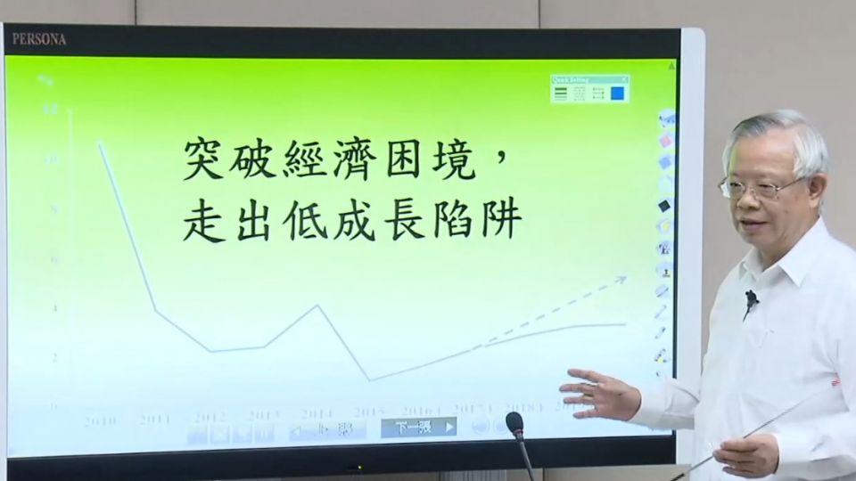 彭淮南:這是我最後一任央行總裁 2018年退休