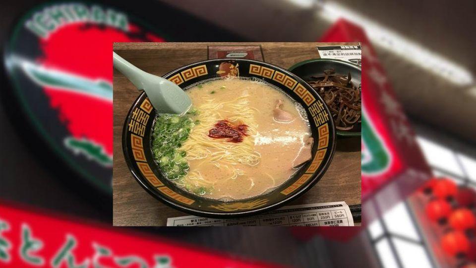 「一蘭拉麵」明年秋天來台開業 社長:考慮使用台灣食材