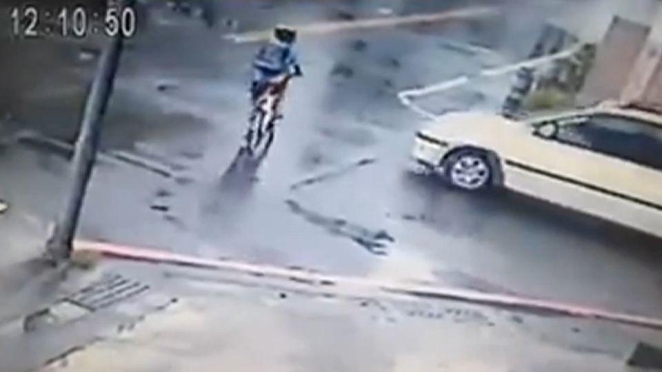 撞單車童沒「下車」查看 家長質疑肇逃報警
