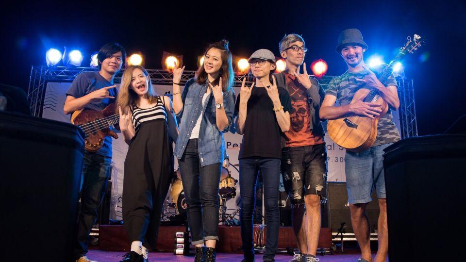 「澎湖搖滾音樂節」再開唱 解偉苓相挺淨灘做公益